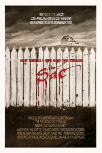 The Pulsating Sac of Sound Cujo Poster