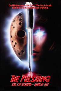 The Pulsating Sac of Sound - Halloween Show - Friday the 13th part 7