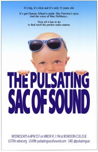 The Pulsating Sac of Sound - Look Who's Talking