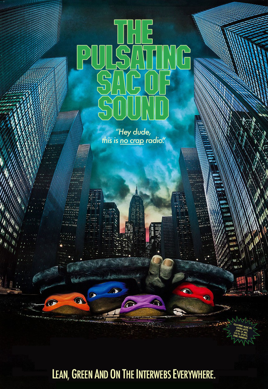 The Pulsating Sac of Sound Halloween Show 2020
