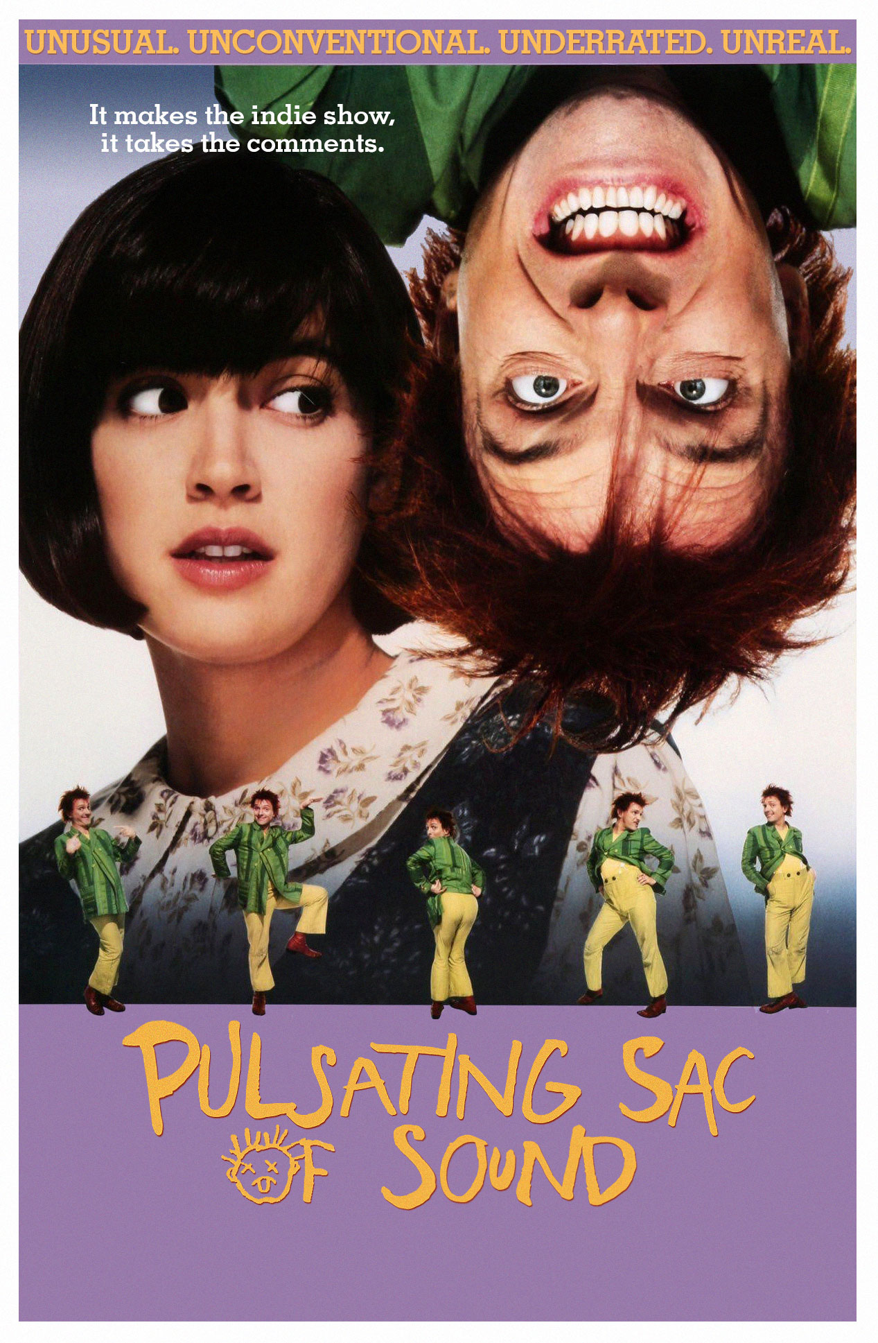 The Pulsating Sac Of Sound - Drop Dead Fred